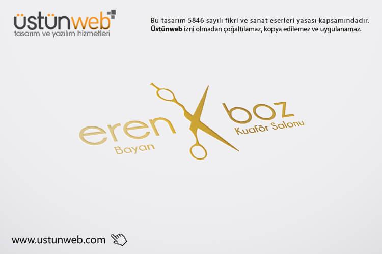 Eren Boz Logo Tasarımı