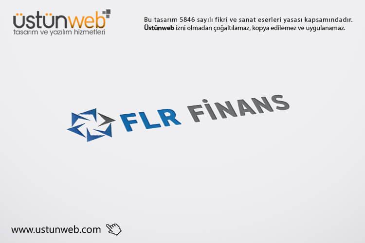 Flr Finans Logo Tasarımı