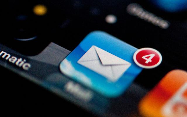iPhone & iPad için e-posta hesabı kurulumu