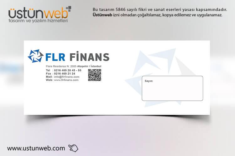 FLR Finans Zarf Tasarımı 2