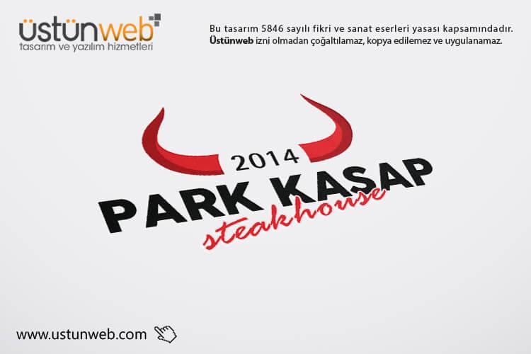 Park Kasap Logo Tasarımı