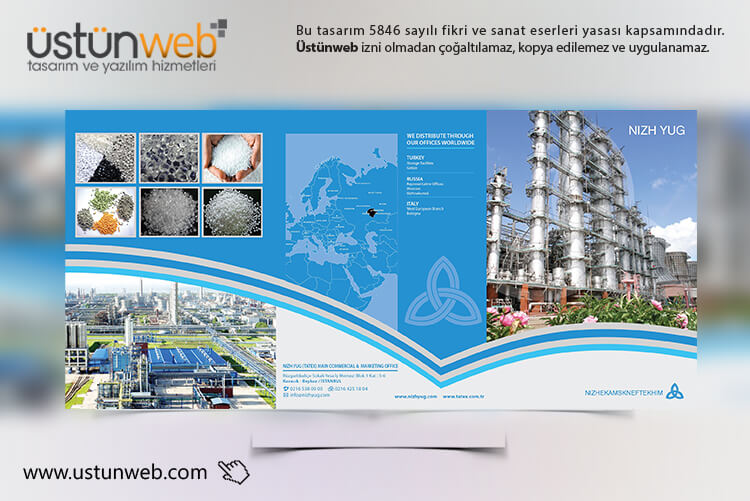 Tatex Broşür Tasarımı