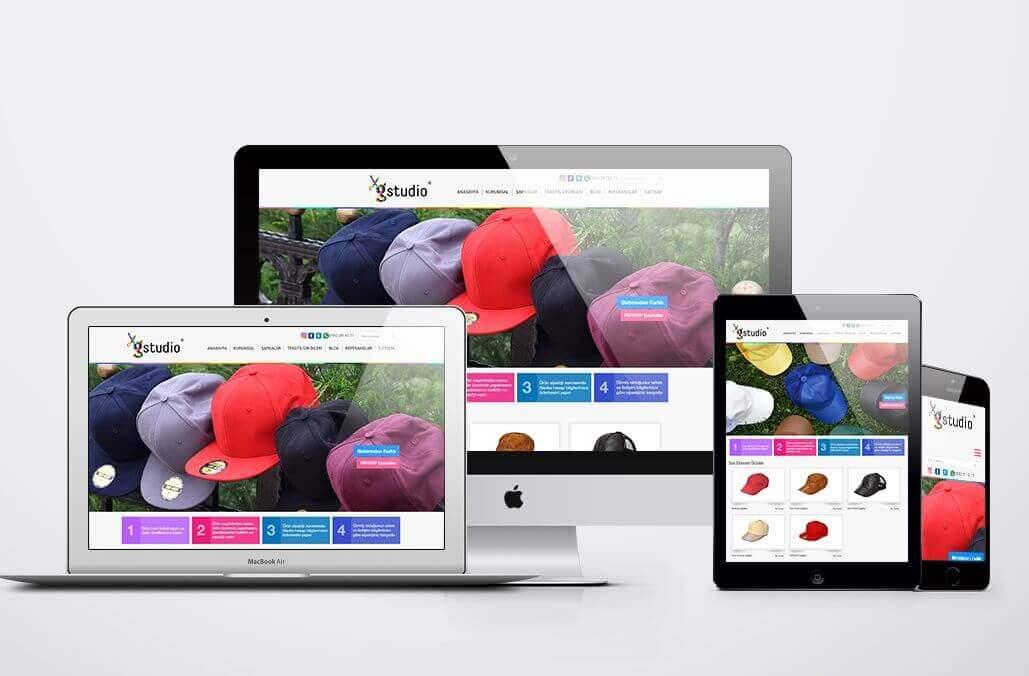 G Studio Web Tasarımı