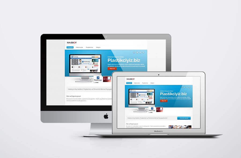 HASBOY Web Yazılımı